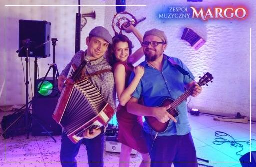 Zespół MARGO na wesele Warszawa
